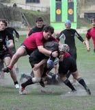 De Gelijke van de Liga van het rugby Royalty-vrije Stock Fotografie