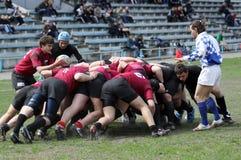 De Gelijke van de Liga van het rugby Stock Foto's