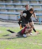 De Gelijke van de Liga van het rugby Royalty-vrije Stock Afbeeldingen