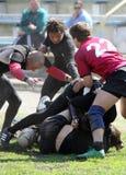De Gelijke van de Liga van het rugby Stock Fotografie