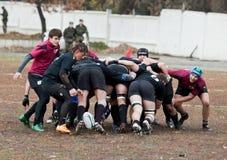 De Gelijke van de Liga van het rugby. Royalty-vrije Stock Foto's