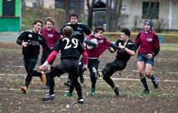 De Gelijke van de Liga van het rugby. Royalty-vrije Stock Fotografie