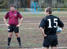 De Gelijke van de Liga van het rugby. Stock Foto's