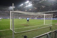 De gelijke van de voetbal Stock Afbeelding