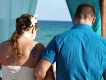 De geloften van het huwelijk Royalty-vrije Stock Afbeelding