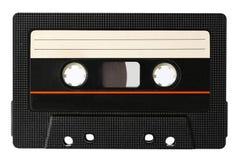 De geluidsopnameband wordt dicht getoond stock foto's
