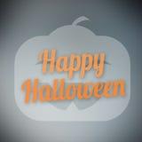 De gelukkige abstracte achtergrond van Halloween Stock Afbeelding