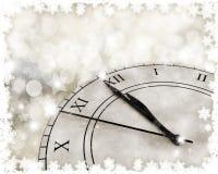 De gelukkige achtergrond van het Nieuwjaar Stock Fotografie