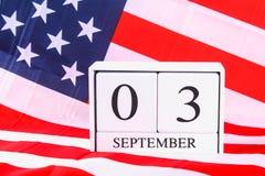 De gelukkige banner van de Arbeidsdag, Amerikaanse patriottische achtergrond royalty-vrije stock afbeelding