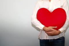 De gelukkige dag van de Valentijnskaart Royalty-vrije Stock Afbeeldingen