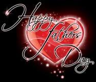 De gelukkige Dag van Vaders stock foto's