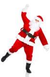 De gelukkige Kerstman van Kerstmis royalty-vrije stock afbeeldingen