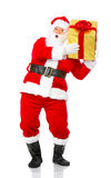 De gelukkige Kerstman van Kerstmis Stock Foto's