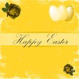 De gelukkige prentbriefkaar van Pasen Royalty-vrije Stock Afbeelding