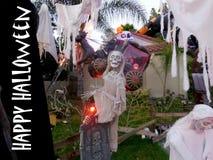 De de gelukkige Spoken en Kobolden van Halloween royalty-vrije stock foto