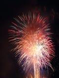 De gelukkige viering van het Nieuwjaar Royalty-vrije Stock Afbeeldingen
