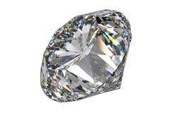 de gem van de luxediamant, het 3d teruggeven royalty-vrije stock fotografie