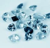 De gemmen van juwelen Royalty-vrije Stock Afbeelding