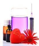 De geneesmiddelen van de gezondheidszorg Royalty-vrije Stock Foto