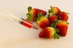 De genen van de fruitontwikkeling stock foto's
