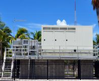 De Generator van de elektroMacht royalty-vrije stock afbeelding