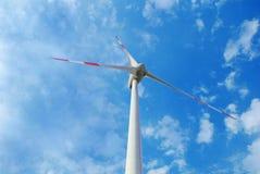 De generator van de wind royalty-vrije stock afbeelding