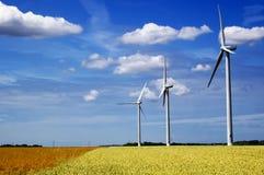 De generator van de wind Stock Afbeelding