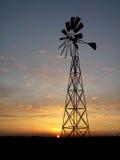 De generator van de wind Royalty-vrije Stock Afbeeldingen