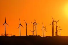 De generator van de wind Royalty-vrije Stock Fotografie