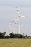 De generators van de wind Royalty-vrije Stock Afbeelding