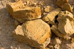 De geologie Stock Fotografie