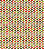 De geometrische abstracte naadloze achtergrond van het patroonmotief driehoeken Royalty-vrije Stock Afbeeldingen