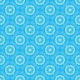De geometrische achtergrond van het paardebloempatroon vector illustratie