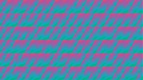 De geometrische fractal stijl van het foliepatroon hipster Stock Foto