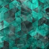 De geometrische kleurrijke grafische textuur van het kunstpatroon stock foto