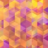 De geometrische kleurrijke grafische textuur van het kunstpatroon royalty-vrije stock fotografie