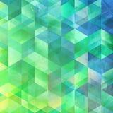 De geometrische kleurrijke grafische textuur van het kunstpatroon royalty-vrije stock foto's
