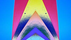 De geometrische lijnen, hoeken, cirkels, kleurden en zwart-witte tekeningen, geklets NS, beelden voor illustraties en achtergrond stock afbeeldingen