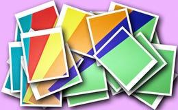 De geometrische lijnen, hoeken, cirkels, kleurden en zwart-witte tekeningen, geklets NS, beelden voor illustraties en achtergrond stock afbeelding