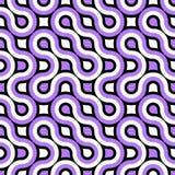 Geometrisch Naadloos Patroon Stock Foto