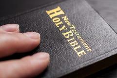 De geopende Bijbel royalty-vrije stock fotografie