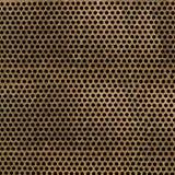 De geroeste textuur van de metaalplaat Stock Afbeeldingen