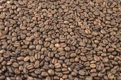 De geroosterde achtergronden van de Koffie Royalty-vrije Stock Afbeelding