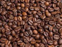 De geroosterde Bonen van de Koffie Royalty-vrije Stock Afbeelding