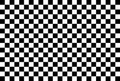 De geruite achtergrond van de schaakraad Stock Foto's