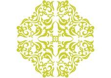 De getrokken vorm van de textuur hand Stock Afbeelding