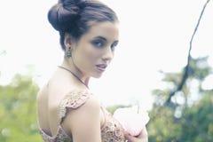 De gevangen liefde is tot bloei gekomen Royalty-vrije Stock Fotografie