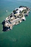 De gevangenis van Alcatraz in San Francisco Stock Afbeeldingen
