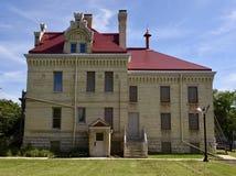 De Gevangenis van de provincie Stock Fotografie