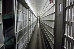 De Gevangenis van de stad Royalty-vrije Stock Foto's